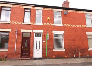 Thumbnail 3 bed terraced house to rent in St. Johns Road, Denton, Manchester