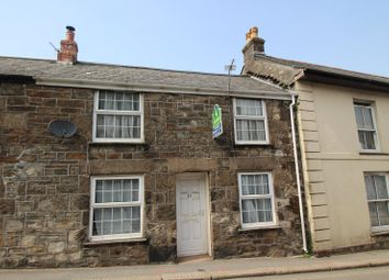 Thumbnail 2 bed terraced house for sale in West End, Redruth, Cornwall