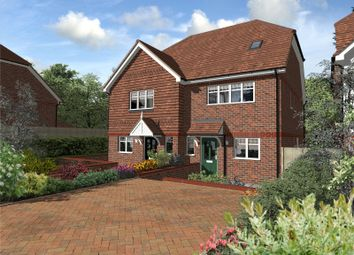 Thumbnail 3 bed semi-detached house for sale in Harestone Hill, Caterham, Surrey