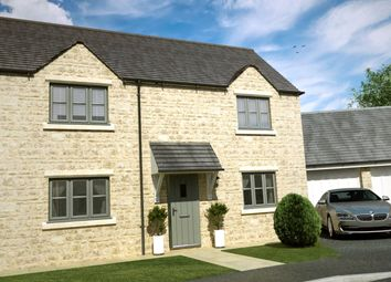Thumbnail 4 bed detached house for sale in Plot 42, The Woodcote, Hares Chase, Cricklade
