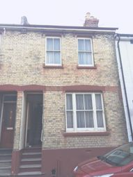 Thumbnail 3 bed terraced house for sale in Ingle Road, Chatham
