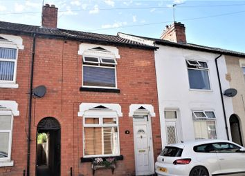 Thumbnail 2 bed terraced house for sale in Highfield Street, Anstey, Leicester