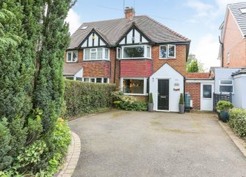 Widney Road, Bentley Heath, Solihull B93. 3 bed semi-detached house