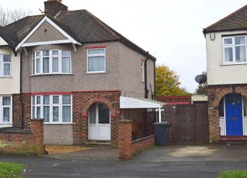 Thumbnail 3 bed semi-detached house to rent in Birchbarn Way, Northampton