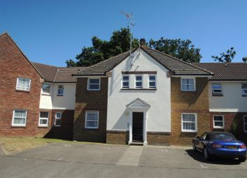 Thumbnail 1 bedroom flat for sale in Hollytree Court, Layer Road, Colchester