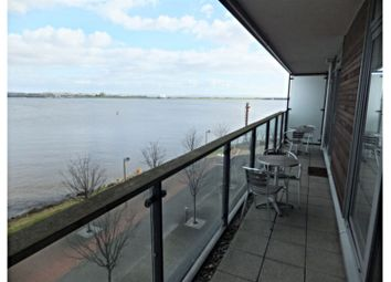 Thumbnail 2 bed flat to rent in Prospect Place, Cardiff Bay