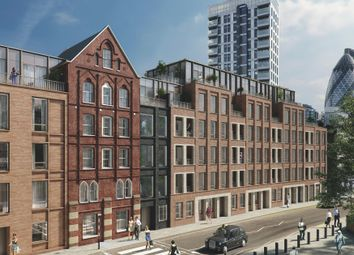 Thumbnail 1 bed flat for sale in Commercial Street, Spitafields, London, UK