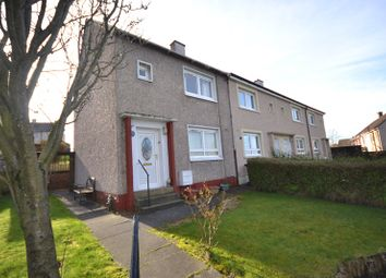 Thumbnail 2 bed terraced house for sale in Glenmanner Avenue, Moodiesburn
