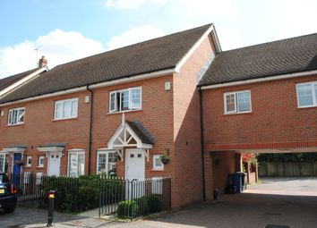 Thumbnail 3 bedroom end terrace house for sale in Falconer Road, Fleet