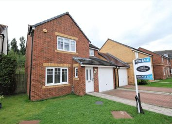 Thumbnail 3 bed detached house for sale in Derwent Water Drive, Blaydon-On-Tyne