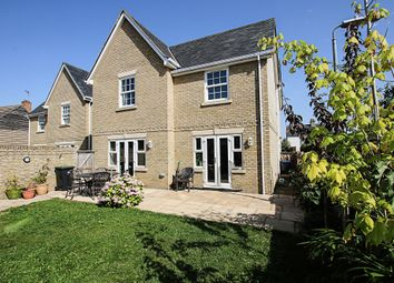 Thumbnail 3 bed detached house for sale in Ness Road, Burwell