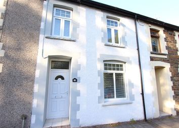 Thumbnail 3 bed terraced house for sale in Leslie Terrace, Porth -, Porth