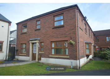 Thumbnail 3 bed semi-detached house to rent in Durham Drive, Buckshaw Village, Chorley