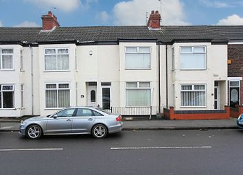 Thumbnail 2 bed terraced house for sale in Anlaby Park Road South, Hull