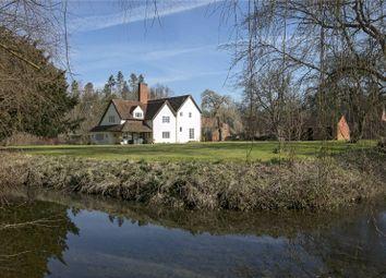 Bushwood Lane, Lowsonford, Henley-In-Arden B95. 5 bed detached house for sale