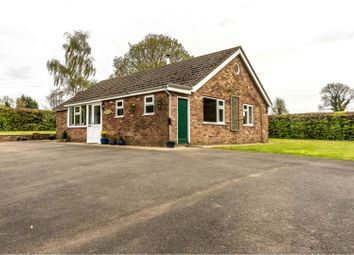 Thumbnail 3 bed detached bungalow for sale in Lusby, Spilsby