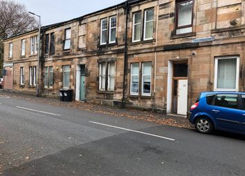 Thumbnail 1 bed flat to rent in Bell Street, Renfrew
