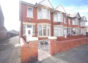 Thumbnail 3 bed end terrace house for sale in Eastbourne Road, Blackpool