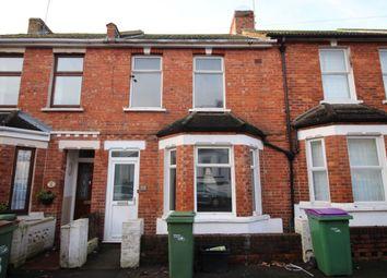 Thumbnail 3 bedroom terraced house for sale in Ernwell Road, Folkestone