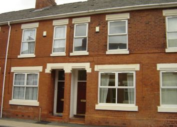 Thumbnail 3 bed terraced house for sale in Gordon Street, Old Trafford, Manchester
