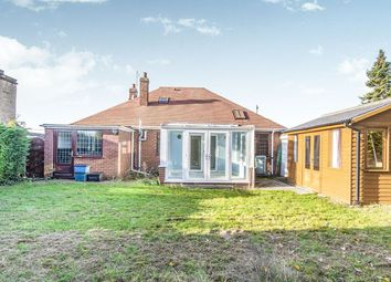 Thumbnail 4 bed bungalow for sale in Mill Lane, Camblesforth, Selby