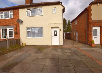 Thumbnail 3 bed semi-detached house for sale in Northfield Avenue, Birstall, Leicester