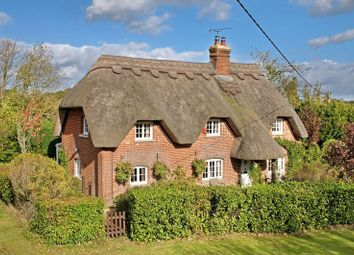 Thumbnail 5 bed cottage for sale in Hamptworth Road, Landford, Salisbury