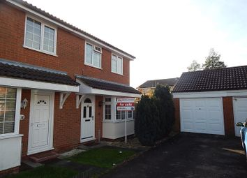 Thumbnail 3 bed semi-detached house for sale in Thirlmere, Stukeley Meadows, Huntingdon