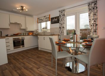 Thumbnail 3 bed detached house for sale in The Kilkenny, Pottery Park, Walker, Newcastle Upon Tyne