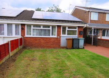 Thumbnail 2 bed semi-detached bungalow for sale in Heather Grove, Willenhall