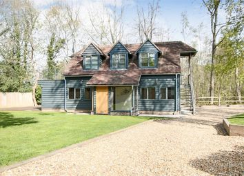 Birchwood Barn, Turners Hill Road, Crawley Down, West Sussex RH10. 3 bed detached house for sale