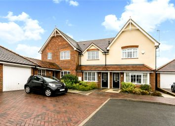 Thumbnail 2 bed terraced house for sale in Springfields, Amersham, Buckinghamshire