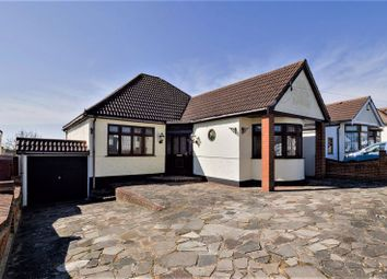 Lawns Way, Collier Row, Romford RM5. 3 bed detached bungalow