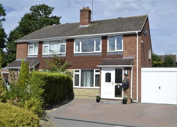 Thumbnail 4 bed semi-detached house for sale in Parkside Road, Thatcham, Berkshire