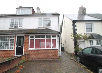 Thumbnail 2 bed end terrace house to rent in Common Road, Redhill
