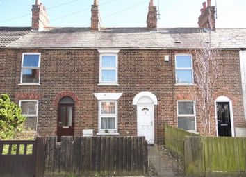 Thumbnail 2 bed terraced house for sale in Wootton Road, South Wootton, King's Lynn