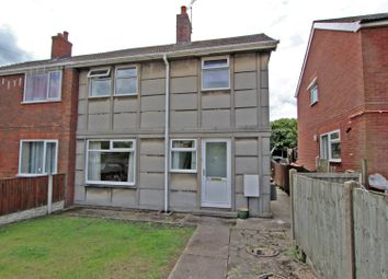 Thumbnail 3 bedroom semi-detached house for sale in Labray Road, Calverton, Nottingham