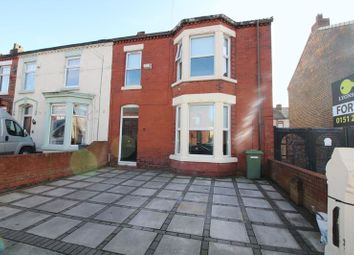 Thumbnail 4 bedroom terraced house for sale in Inman Road, Litherland, Liverpool