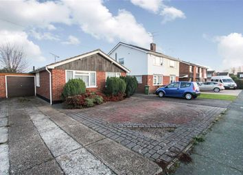 Thumbnail 3 bed detached bungalow for sale in Charlotte Avenue, Wickford, Essex