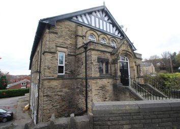 Thumbnail 2 bed flat for sale in Huddersfield Road, Liversedge