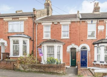 Thumbnail 3 bed terraced house for sale in Prospect Avenue, Frindsbury, Rochester