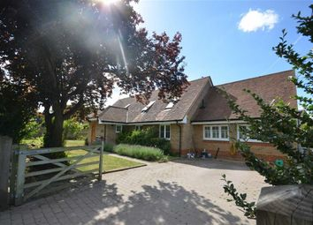 Thumbnail 4 bed detached house for sale in Rosemary Lane, Rowledge, Farnham