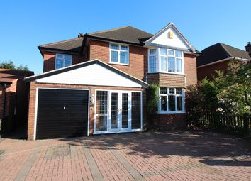 Thumbnail 5 bedroom detached house for sale in Drummond Drive, Nuthall, Nottingham