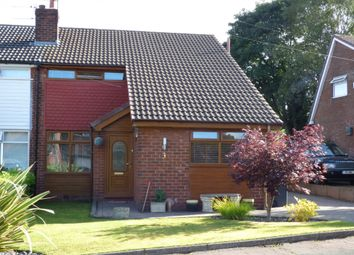 Thumbnail 3 bed semi-detached house for sale in Greenburn Drive, Bolton, Greater Manchester