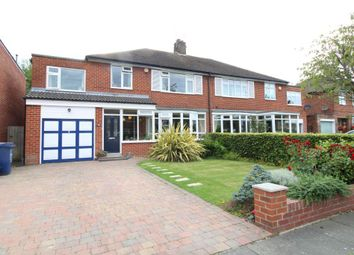 5 bed semi-detached house for sale in Easedale Avenue, Melton Park, Gosforth, Newcastle Upon Tyne NE3