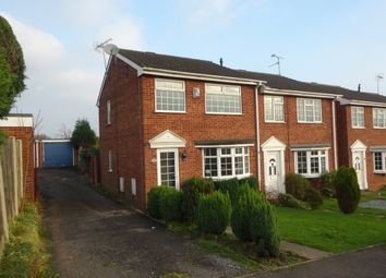 Thumbnail 3 bed semi-detached house to rent in The Gillies, Mansfield