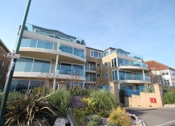Thumbnail 3 bed flat for sale in Boscombe Overcliff Drive, Southbourne, Bournemouth