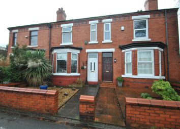 Thumbnail 3 bed terraced house for sale in Knutsford Road, Grappenhall, Warrington