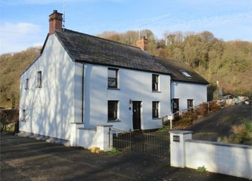 Thumbnail 3 bed detached house for sale in Glascoed, Felindre Farchog, Newport, Crymych, Pembrokeshire