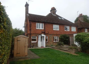 Thumbnail 3 bed semi-detached house to rent in Holland Road, Hurst Green, Oxted
